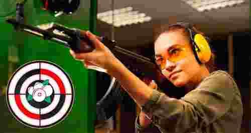Скидки до 57% на стрельбу или участие в военной игре