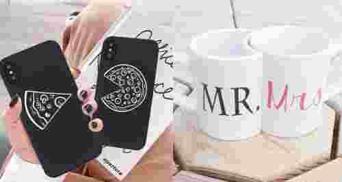 Идеи подарков ко Дню Св. Валентина