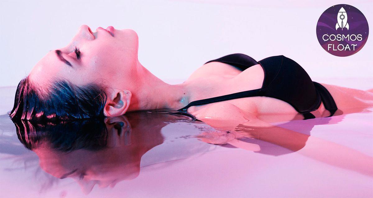 Скидки до 70% на сеансы флоатинга + массаж