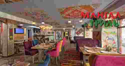 Скидки до 50% на напитки и меню в Mangal Grill в центре города