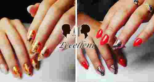 Скидки до 100% на ногтевой сервис от салона Eccellente*
