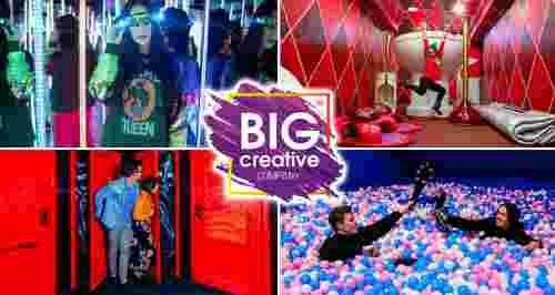 Скидка 73% на билет в 6 музеев Big Creative Company на Арбате