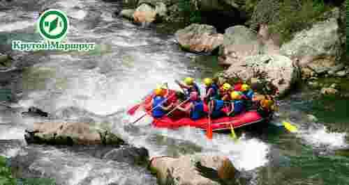 Скидка 50% на туры по реке Волчья и озеру Вуокса