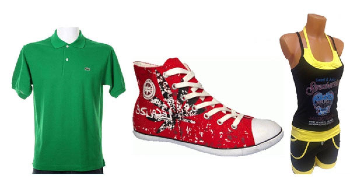 Одежда и обувь на все случаи жизни!