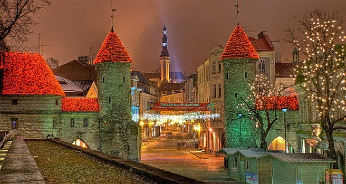 Рождество в Таллинне