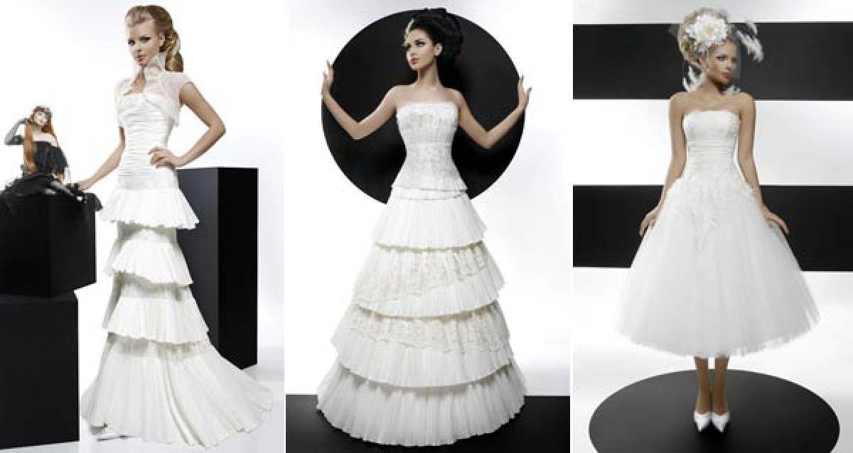 Свадебные и вечерние платья для настоящих модниц!