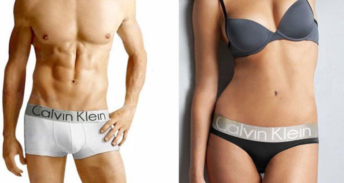 Calvin Klein: нижнее белье высшего класса