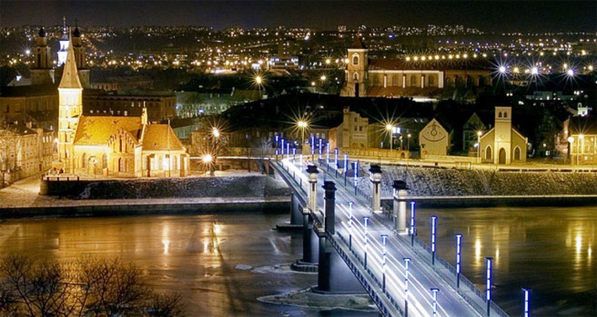 Рождественские каникулы в Литве