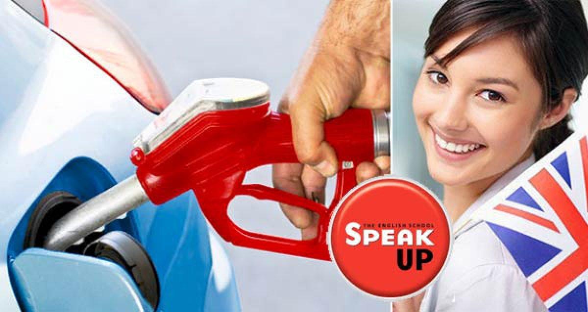 1000 литров бензина бесплатно от Speak Up!