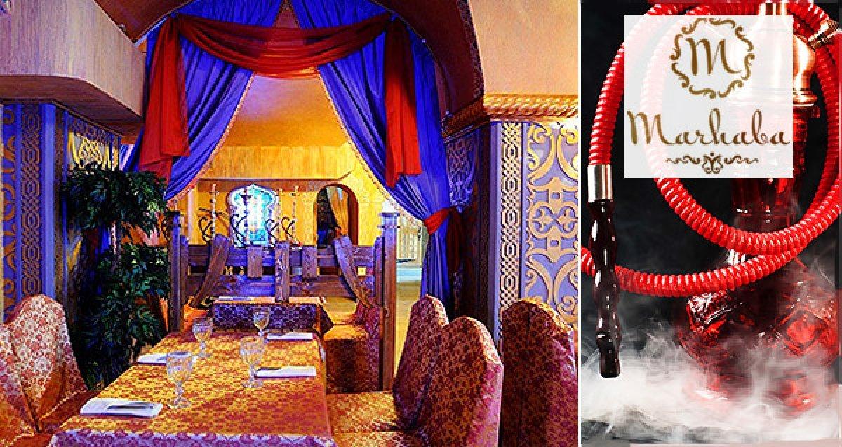 В ресторан MARHABA - хочется возвращаться снова и снова!