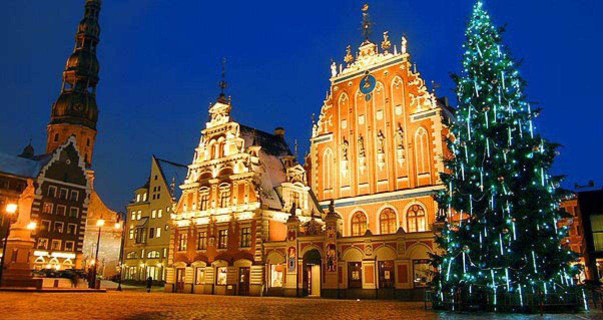 Самый красивый город Прибалтики ждет вас!