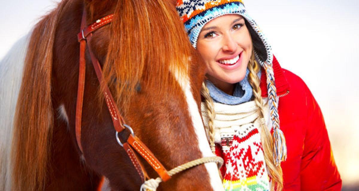 Ах вы, кони мои, кони: конная прогулка на двоих!