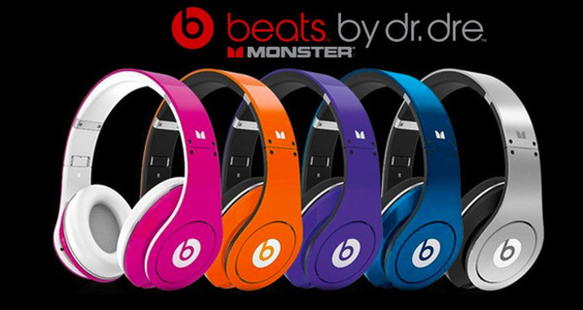 От 940р. за наушники Monster Beats в monste-beats.ru