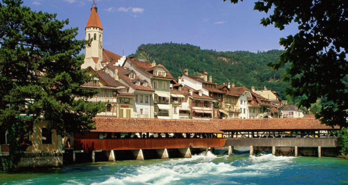 Сказочное путешествие в Швейцарию!