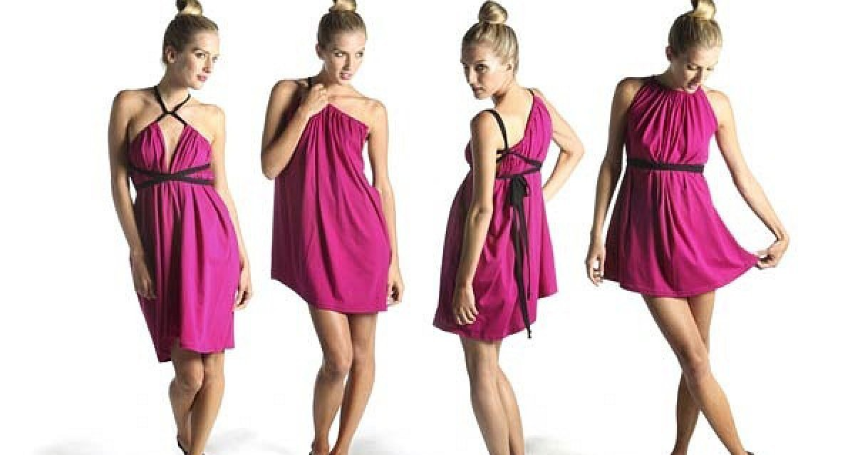 Хит этого лета - платье-трансформер! Всего 700р. за платье