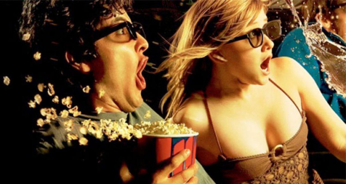 Захватывающее погружение в мир 5D кино!