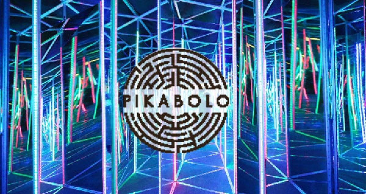 Умеете найти выход из любой ситуации? 100р. за билет в первый в России зеркальный лабиринт для всей семьи PIKABOLLO 0+