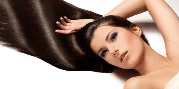 Волосы мечты! Биоламинирование, стрижка горячими ножницами и укладка за 990 р. от салона Porte Rouge