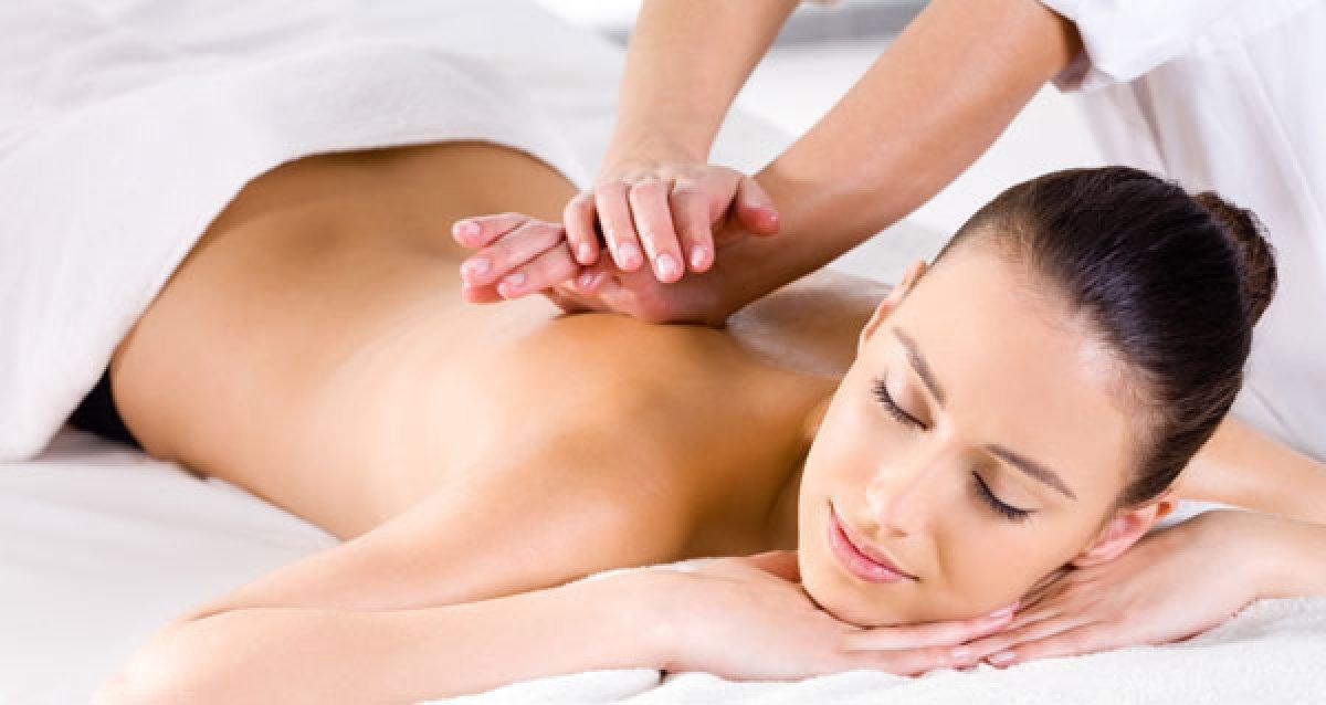 Ощутите живительную силу настоящего массажа! От 480 р. за полноценный массаж с глубокой проработкой мышц, обертывание и пилинг