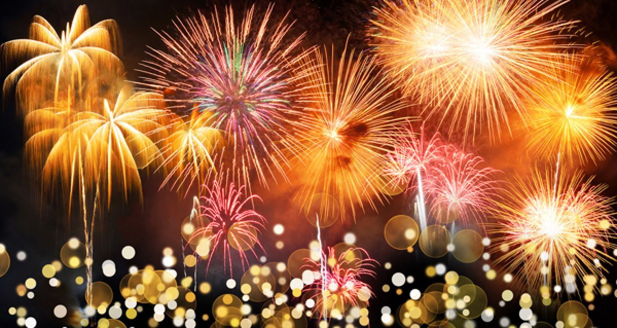 Зажгите Новый год! Скидка 50% на новогодние комплекты и елки от магазина пиротехники и фейерверков pyroblast.ru