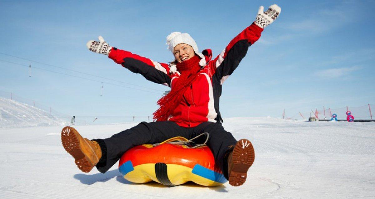 А вы готовы к активному зимнему отдыху? 1250 р. за «санки-ватрушки» разных дизайнов, от 770 р. за термобелье!