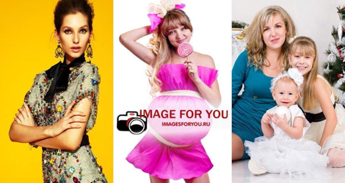 Фотосессия с макияжем, прической, костюмами от 950 р.! Студия фотографии IMG For You! Интерьеры, портфолио, портрет