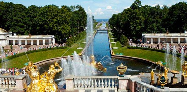 Невероятно красивые дворцы и музеи! 690 р. за морскую прогулку и экскурсию! Скидки до 72%!