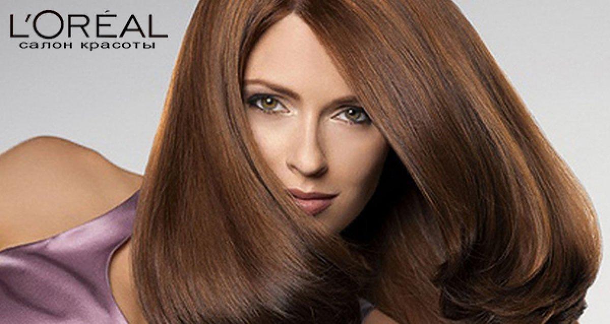 Забота профессионалов! Умная стрижка по системе Тодчука, не требующая укладки + SPA для волос от топ-стилиста L'OREAL за 990 р.!