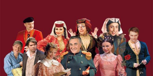 Не пропустите! Спектакль «Ханума» в театре «Миллениум»! Скидка 50% на билеты в партер