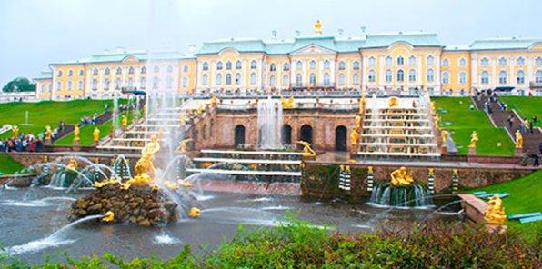 Станьте тысячным туристом! Прогулки на метеоре и экскурсии в Петергофе от 690 р. + розыгрыш морского круиза!