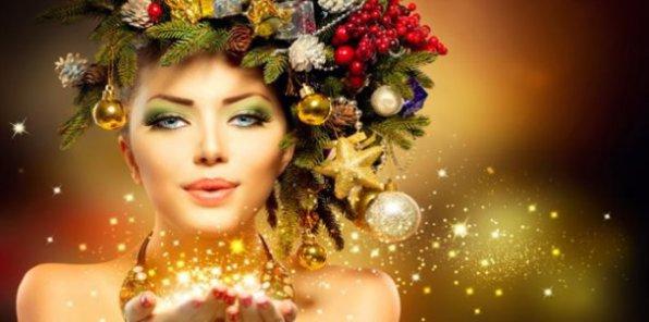 Хотите быть в новогоднюю ночь самой красивой? 490 р. за маникюр с Shellac, 650 р. за стрижку горячей бритвой. Суперрозыгрыш!