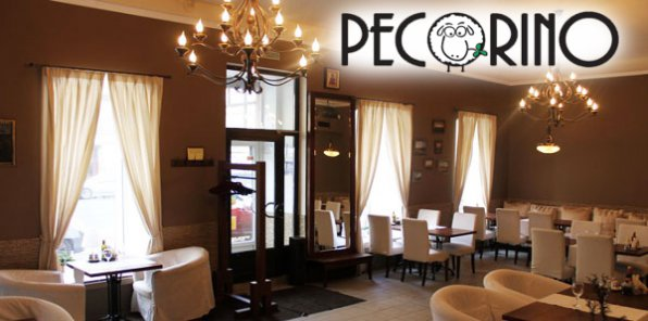 Кулинарные шедевры в лучших итальянских традициях в ресторане Pecorino! Скидка 50% на все меню и напитки