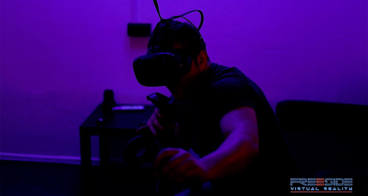 виртуальная реальность Freeside