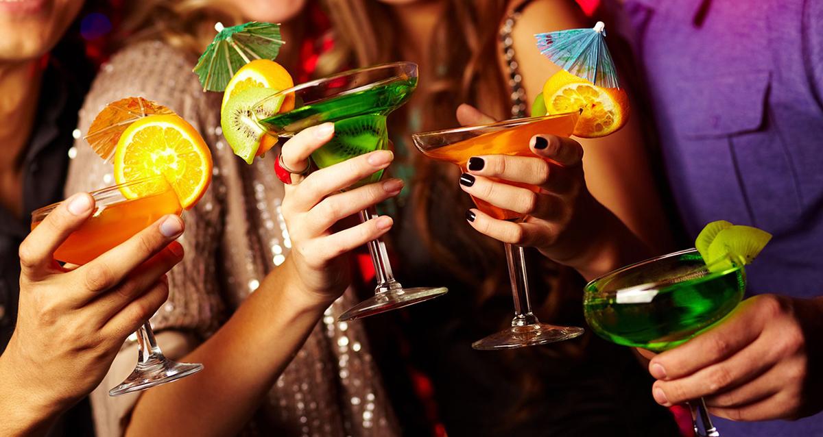 коктейльная вечеринка