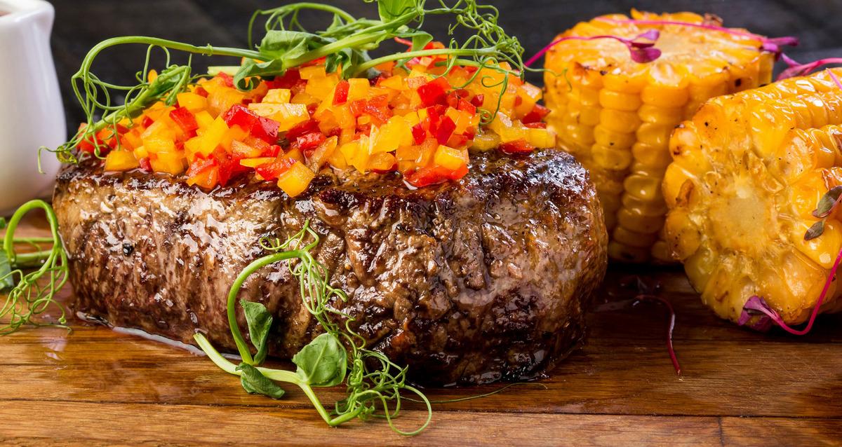 мясо стейк