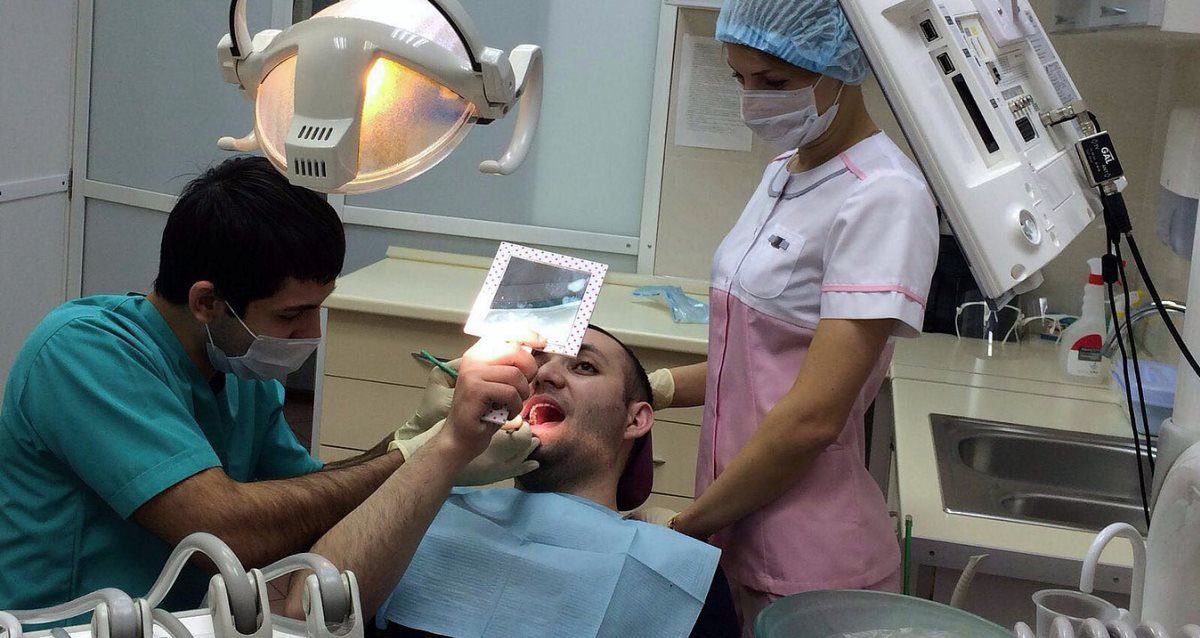 врачи стоматологии Мир улыбки