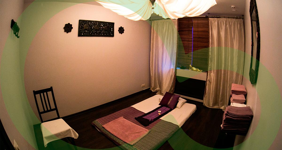 «Салон тайского и балийского массажа»