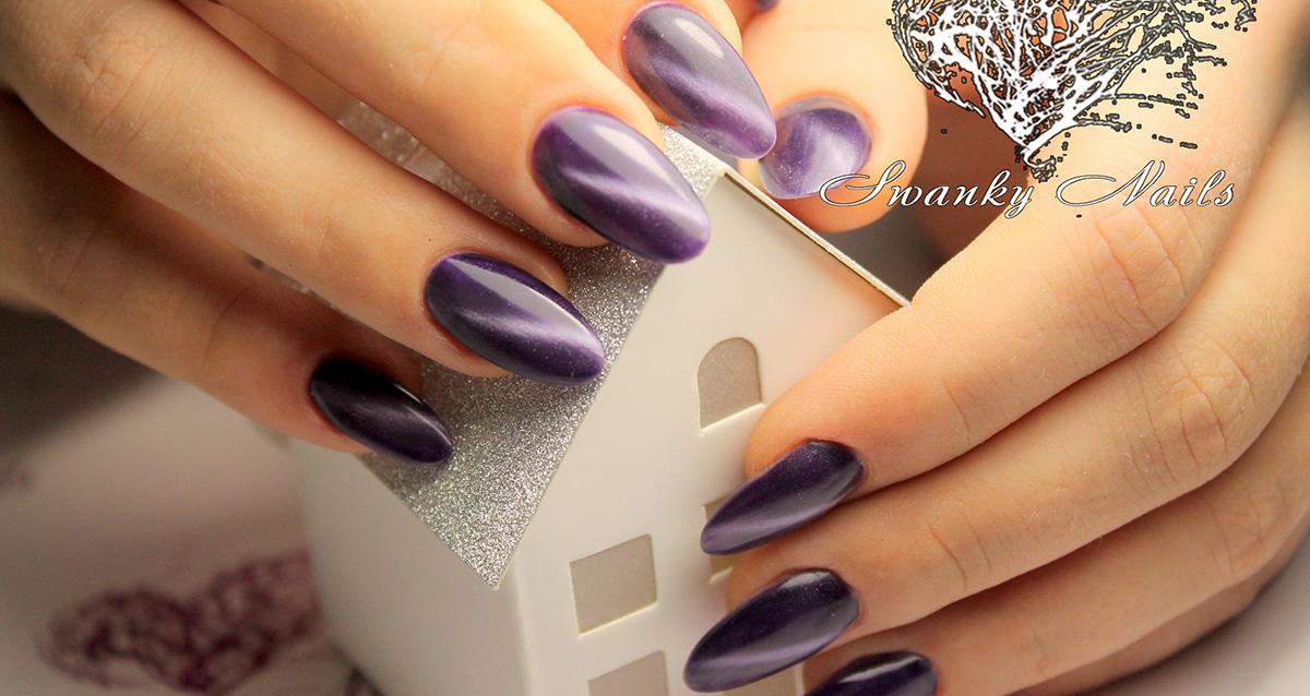 дизайн ногтей в студии Swanky Nails