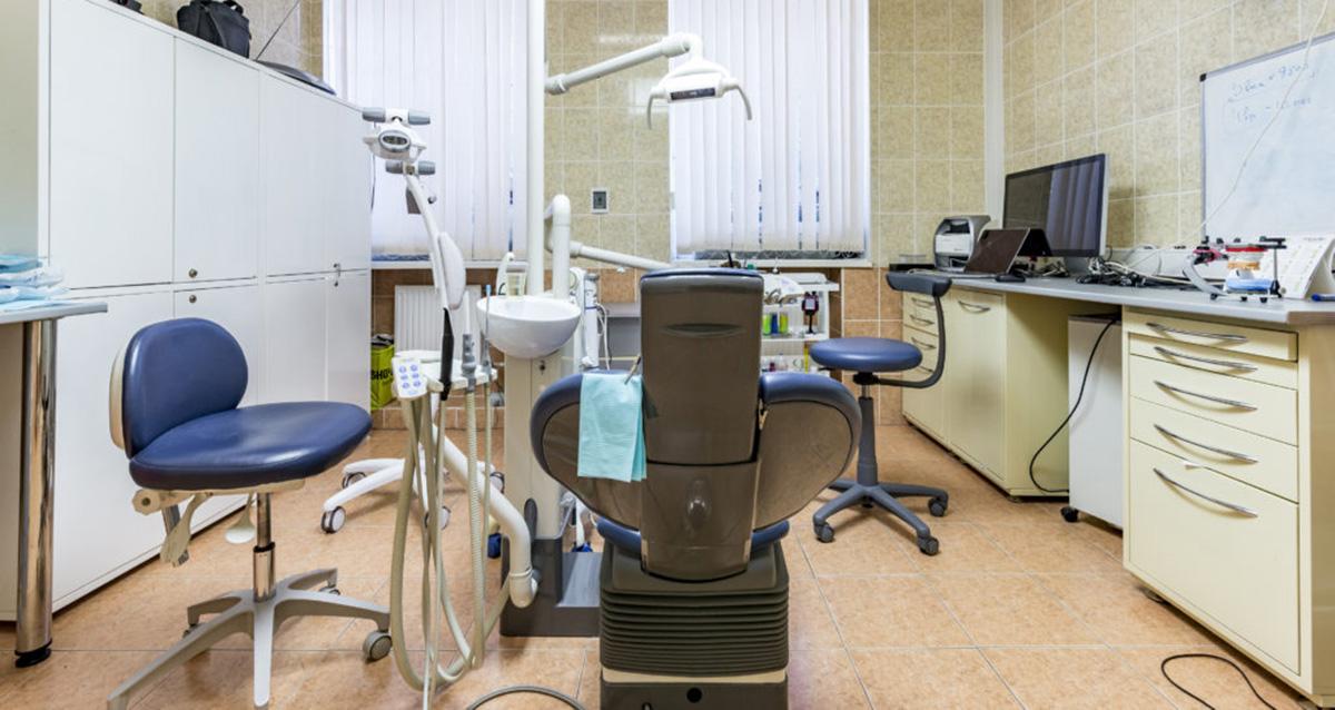 интерьер «Стоматологии Доктора Лимана»