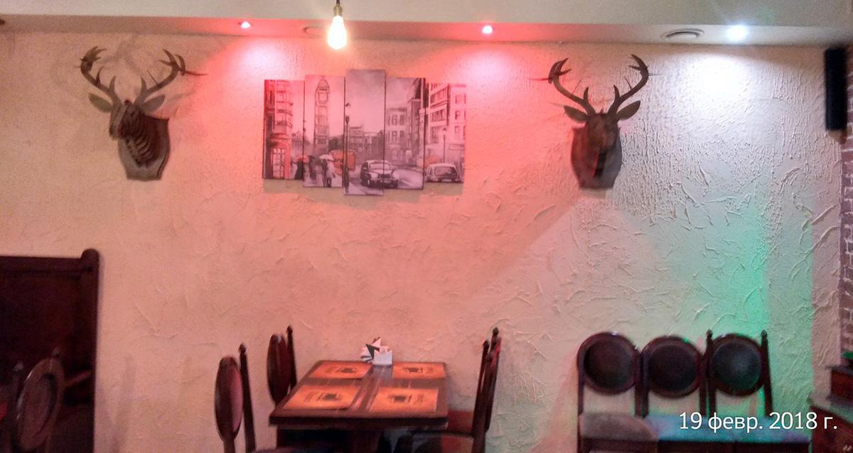 ресторан мангал на горьковской