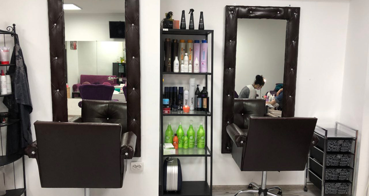 Салон красоты «Малика»