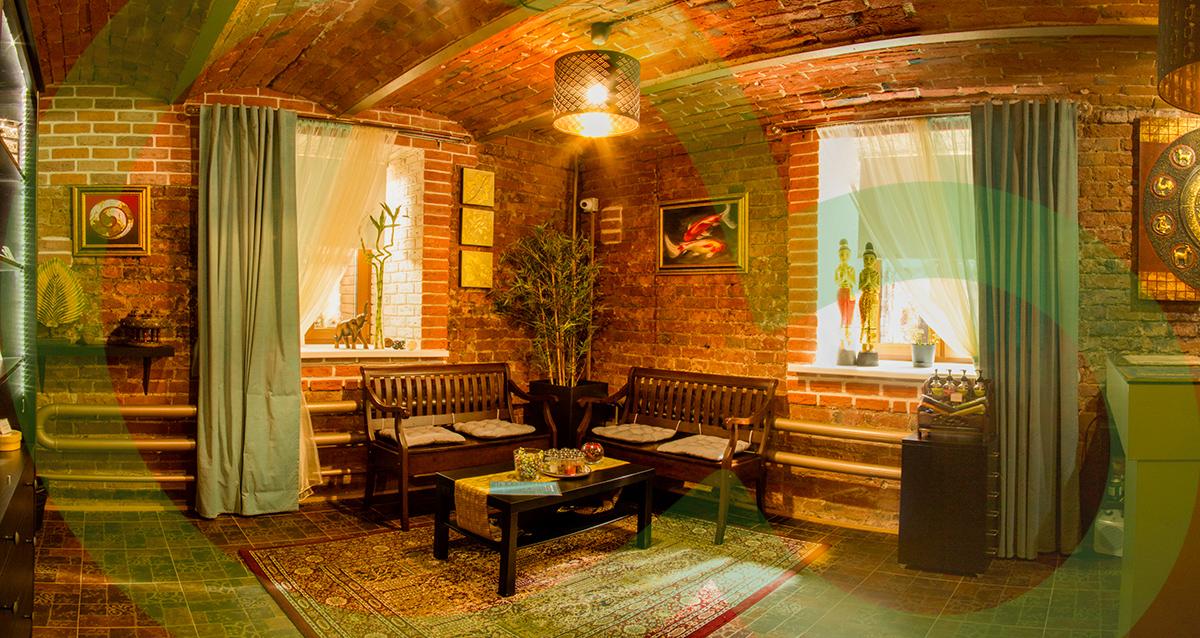 Thai Spa Club «Пещера Рыб»