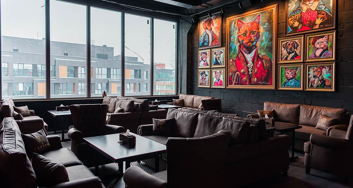 Барвиха Lounge