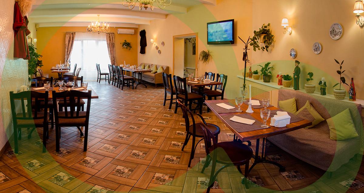 ресторан «Генацвале» на Спортивной