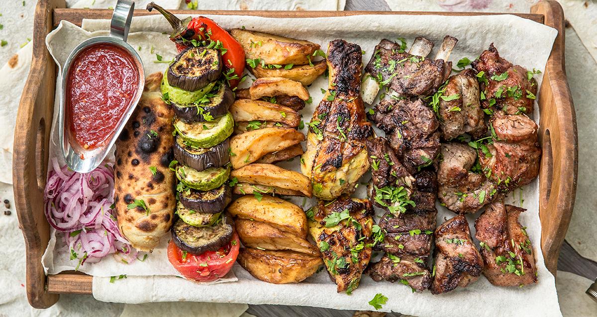 кавказская кухня