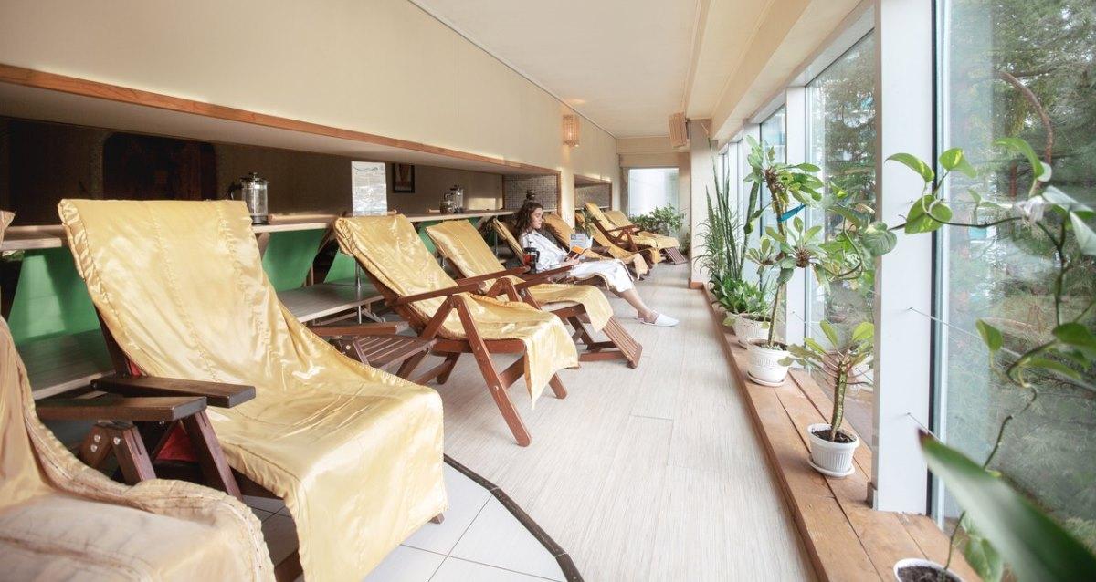 Загородный SPA-отель «Аквамарин»